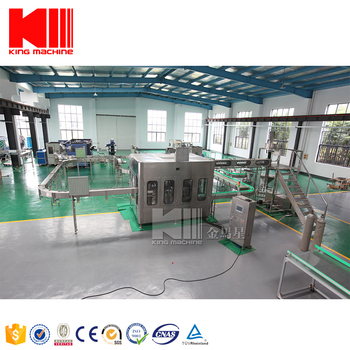 Manufacturer price bottling water line King machine