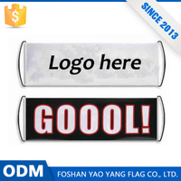 Oem Factory China Hot Selling Wholesale Hand Held Rolling Banner