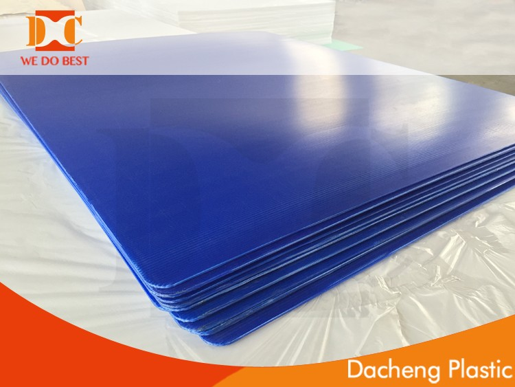 light weight waterproof PP corrugated sheet