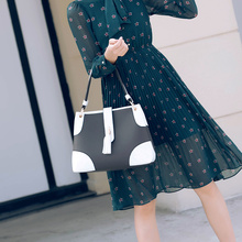 Distinguish women handbags vegan bag woman hand bag 2017