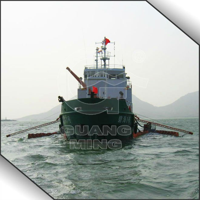 Marine Oil Spill Recovery Vessel