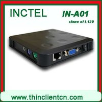 INCTEL IN-A01 thin clients with up to 30 users, cheap price,thin client software