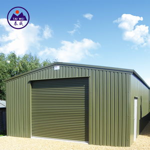 Good Quality Temporary Mobile Sheet Metal Garage