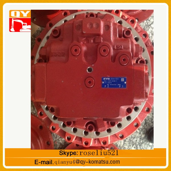 High quality PC60 excavator GM09 final drives hydraulic swing travel motor with reduction box