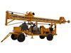 Trailer type water well drilling equipment for sale
