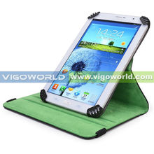 Universal standing case with 360 degrees rotating function for 7-8 inch tablet New Accord Series