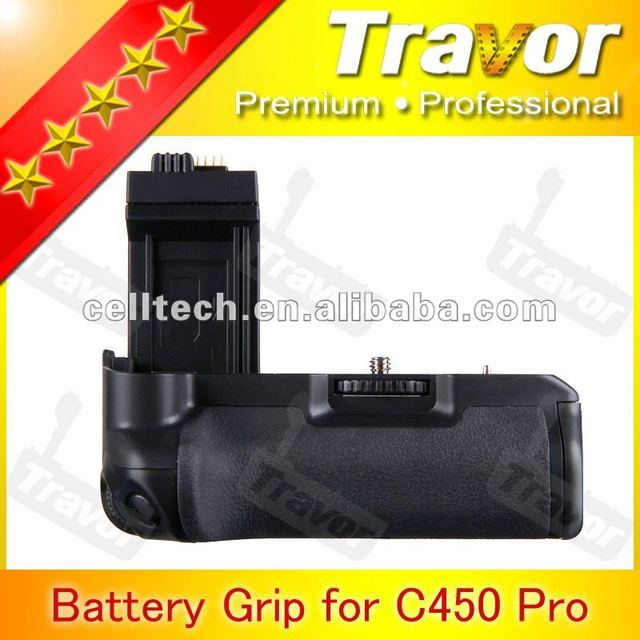 Newly Fashionable For CANON EOS 500D 450D 1000D DSLR Camera Vertical Battery Holder