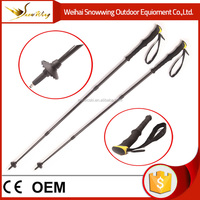Ultra-light Adjustable Camping Hiking Walking sticks and canes