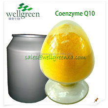 Food Grade coenzyme q10/CoQ10 Bulk 98% With Free Sample