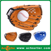 cheap PVC baseball glove for promotion