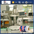 high quality full automatic toner auger filling machine for plastic bottle in Shanghai