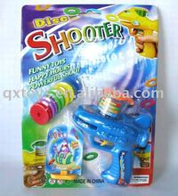Launcher Shooter Toys ,flying disks gun,advertise promotional gift