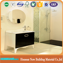 Honsoar Promotional Floor Standing Bathroom Vanity Cabinet Over Toilet Space Saver Solid Wooden Bathroom Cabinet Waterproof
