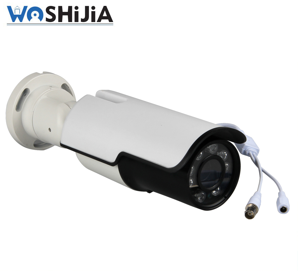 New Array IR 2MP AHD Camera HD 1080P bullet waterproof AHD CCTV Camera HD China Manufacturer