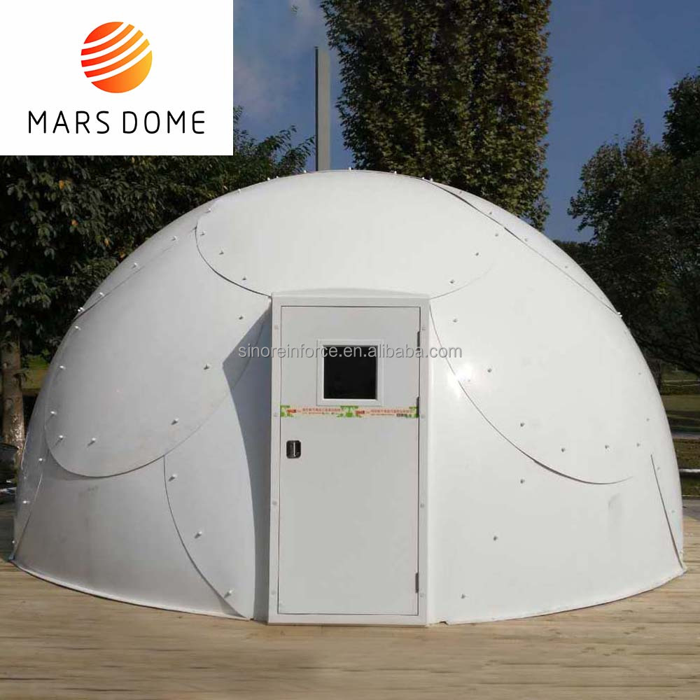 Hot Sale Prefabricated Geodesic Dome Houses View Dome House Mars