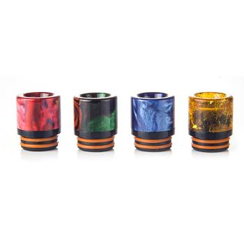 High quality 810 drip tip tfv8 drip tip Epoxy Resin tfv8 drip tip