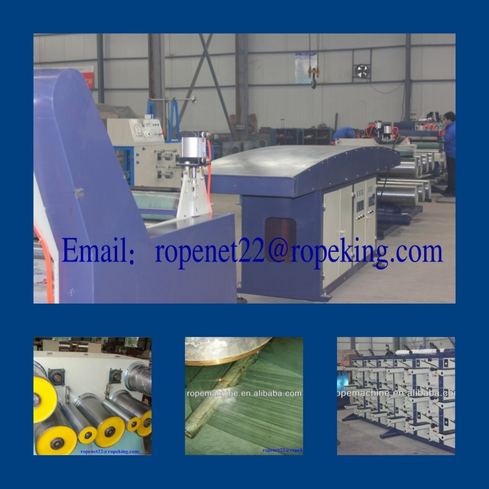 PP Tearing Film Production Making Production Line/Baler twine extruder