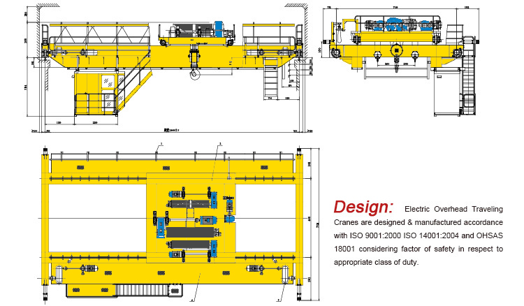 Overhead Crane Wiring Diagram Pdf : T overhead crane electrical diagram buy