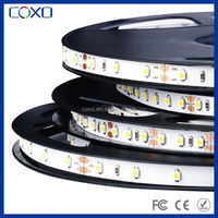 china wholesale 3m adhesive tape 5050 led strip with 3 years warranty