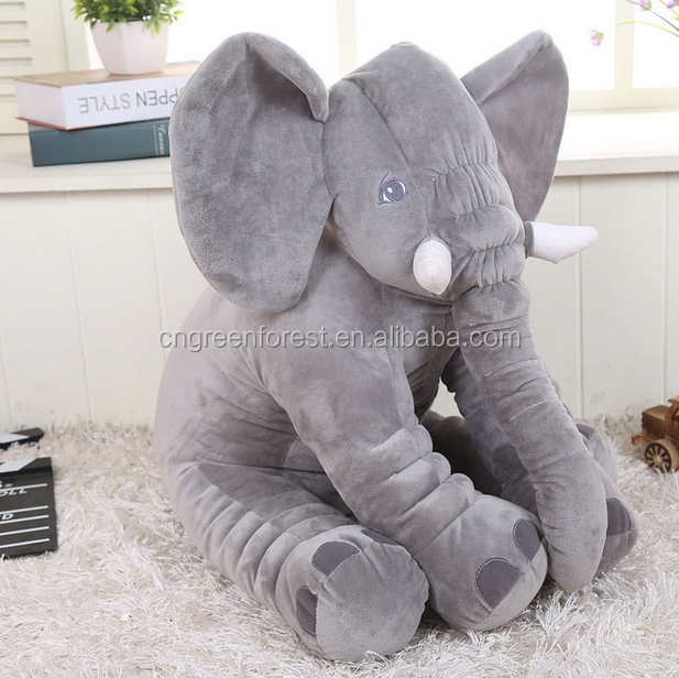 Fashion Baby Cute Elephant Doll Plush Toy