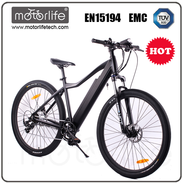 "MOTORLIFETECH/26"" 1000W big power electric Mountain bike/electric bicycle with CE"