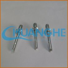 Low price wholesale tianjin manufacturer open type aluminium blind rivets