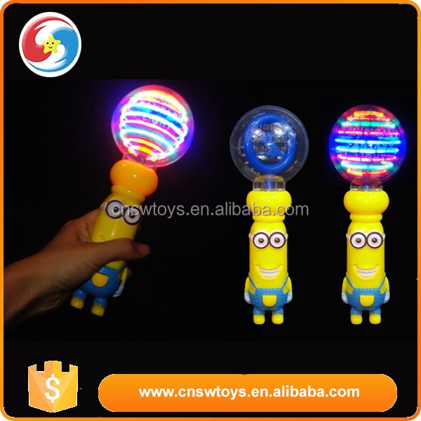 Party Toy Spinning LED Wand Xmas toy gift