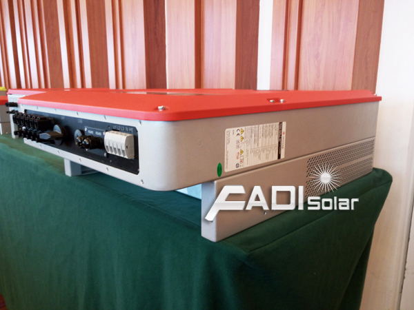 20KW DC to AC Solar On Grid Inverter /Grid Tie Inverter (FD-20K-DT)