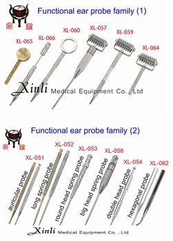 Muti-functional OEM ODM Ear Needle Auricular Probe Acupuncture Probe Factory