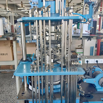 Quality Guarantee Double Cylinder Jacquard Sock Knitting Machine