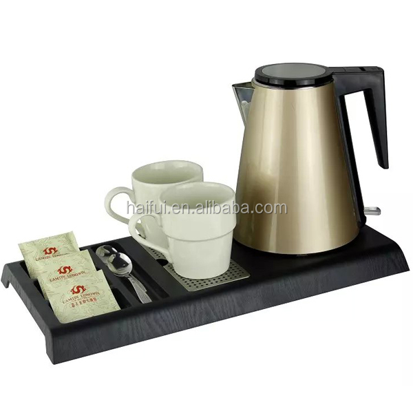 hotel used stainless steel hot water kettle electric