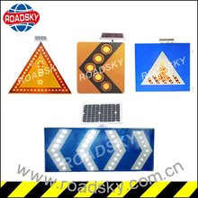 Metal Solar Road Safety Signs Australia