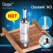 Cloupor Cloutank M3 dry herb vaporizer with excellent Anti-counterfeiting technology 2013 best vaporizer c4 starter kit