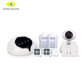 2018 Alarm System Home Security Systems Support 20 Linkage Settings 8 Scene Settings GS-S1 Security Alarm System