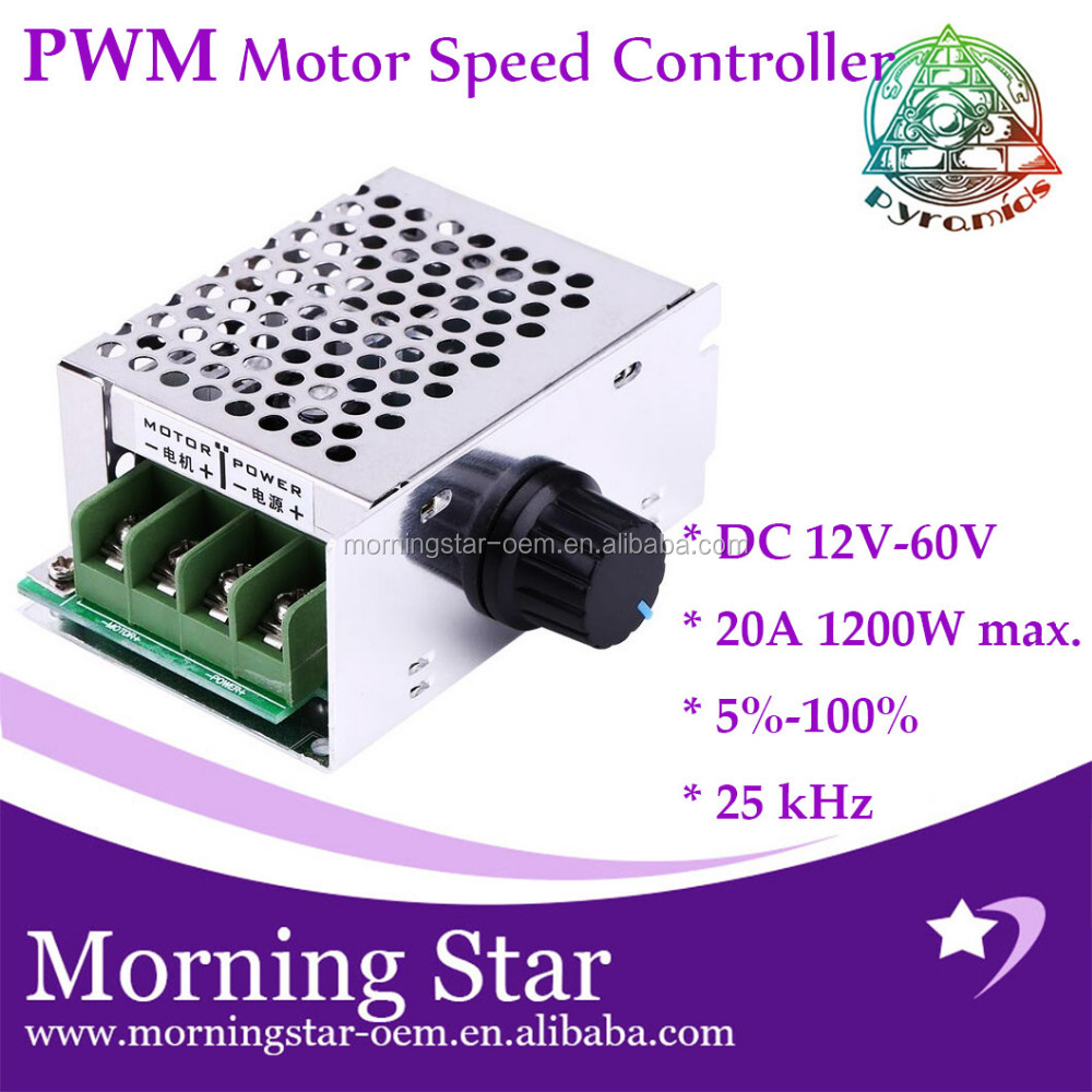 Mzx Tech Pwm Motor Speed Controller 12v 24v 36v 48v 20a Dc Pwmmotorcontrollerwithforwardandreversejpg Variable Reverse Switch Buy Electric Reversing Switch12v 30a