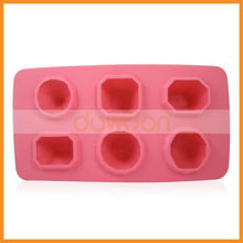 Diamond Shape Silicone Ice Cube Trays