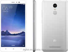 Original Xiaomi Redmi Note 3 3GB RAM 32GB ROM MTK Helio X10 Octa Core 4000mAh Fingerprint ID Metal Body Android 5.1 Mobile Phone