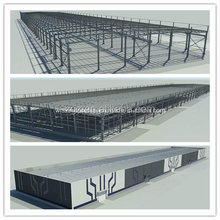 Prefabricated Steel Structure Building House Plans