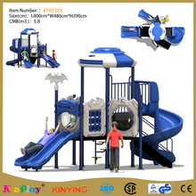 KINPLAY brand sale kids outdoor games adventure park equipment amusement park games equipment