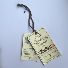 Fashion Paper Hang Tag Clothing Hangtag Garment Custom Garment Hang Tag Printed