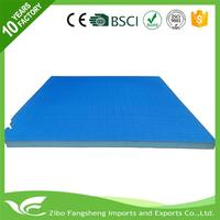Professional taekwodo puzzle mat 20cm h inflatable air gym track with high quality