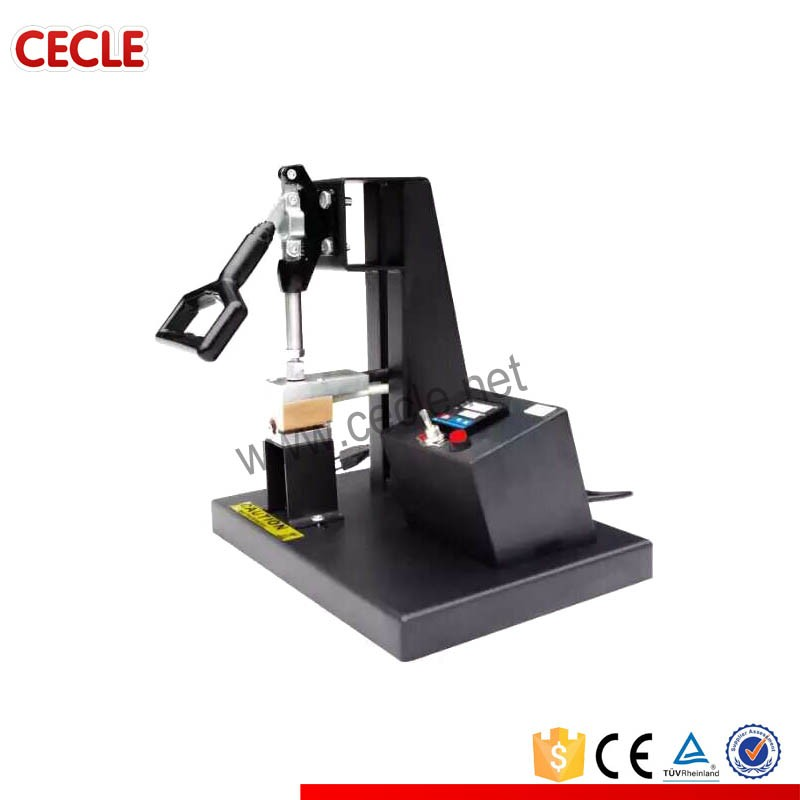 double sided digital ball pen printing heat press machine