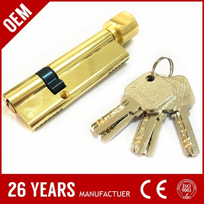 ODM zinc alloy NB kaba lock open with low price