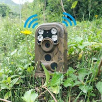 2G/3G GSM Remote Animal Tracking Surveillance Hidden Hunting Camera with Auto Night Shutter