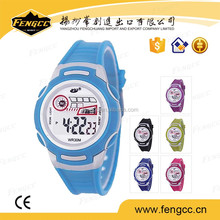 Fashion Simple Cheap Low Cost Electronics Sports Watch With Cold Light For Children Kids