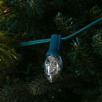 2017 10m 5m 110 240v party string lights hanging garden led christmas light bulbs c7 c9 100ft 50ft 20ft