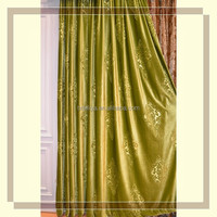 Embossed Curtain For Living Room From Manufacturer