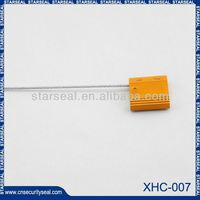 Cargo seals,Transport seals,high security plastic coated bolt se made in china XHC-007