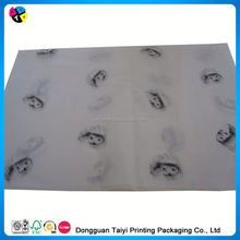 Hot selling snow white wrapping tissue paper