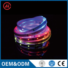 China supplier high power smd 5050 led flexible pixel strip with controler
